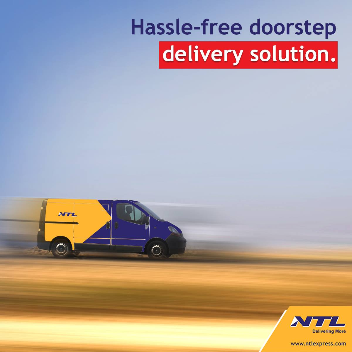 Delivered to Your Destinations Like Never Before